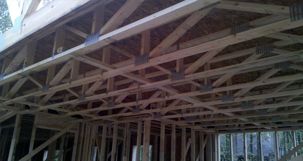 Mid michigan truss components llc for Pre manufactured trusses